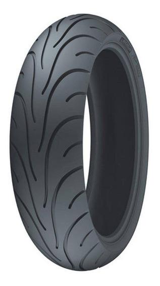 Pneu Moto Michelin Pilot Road 2 190/50-17 73w Traseiro Radial