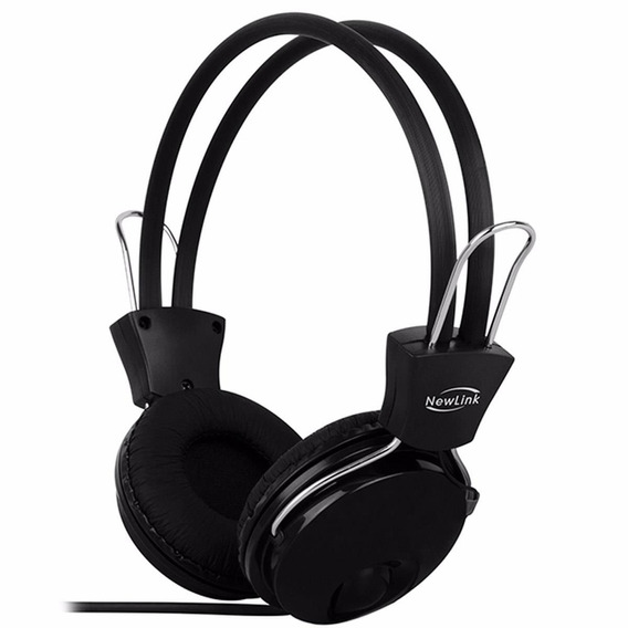 Fone De Ouvido Headset Sensation Hs202 - Newlink