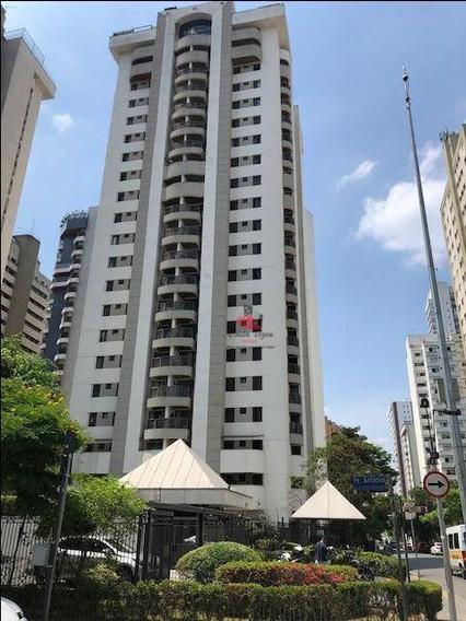 Apartamento Com 3 Dormitórios À Venda, 84 M² Por R$ 0 - Brooklin - São Paulo/sp - Ap1033