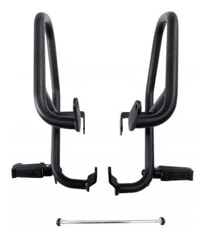 Protetor Motor Carenagem C/ Pedal Honda Cb 500x 500 X Chapam
