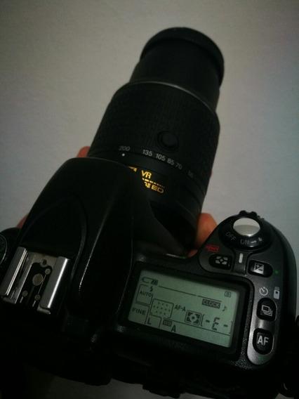 Nikon D80 + 18-105