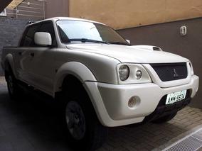 Mitsubishi L200 2.5 Sport Hpe Cab. Dupla 4x4 Aut. 4p 141hp
