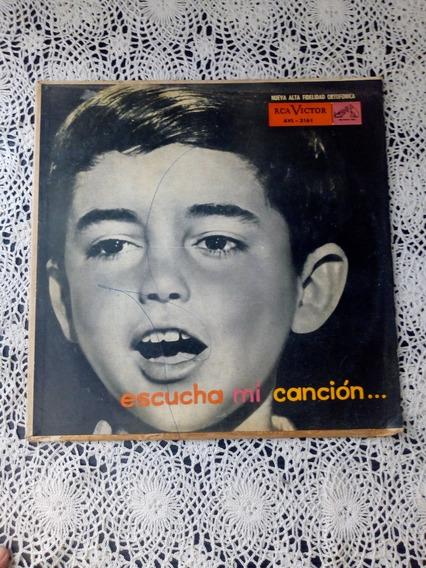 Joselito Escucha Mi Canción (disco De Vinilo)