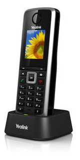 W52h Yealink Wireless Voip C/ Nfe+suporte Tec.
