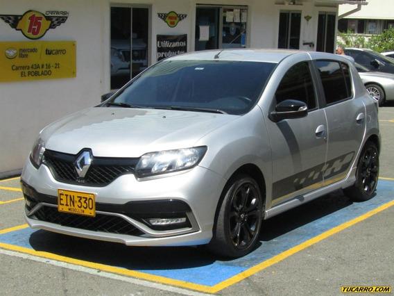 Renault Sandero Rs Sport Mt 2.0
