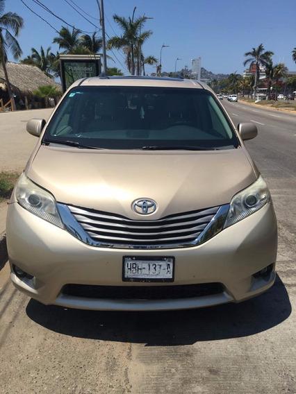 Toyota Sienna 2012 3.5 Cvt