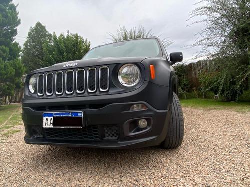 Jeep Renegade 2016-  6 Airbags- Asientos De Cuero