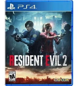 Resident Evil 2- Ps4 - Lacrado