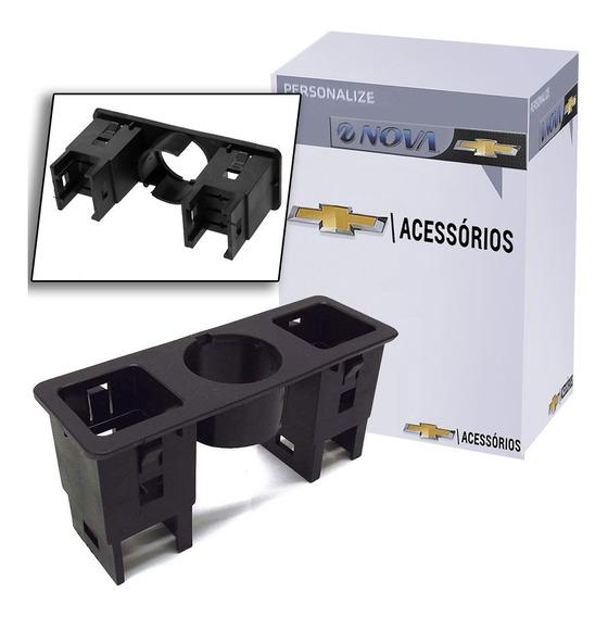 Moldura Console Para Interruptores A. Corsa Novo 2002 A 2012