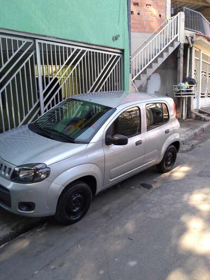 Fiat Uno 1.0 Vivace Flex 5p 2016