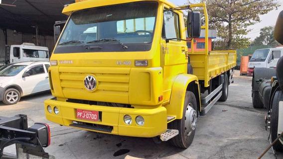Volkswagen 13.180 Ano 2011 Carroceria 6 Cilindros (km Baixo)