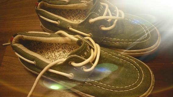 Zapatillas Tommy Talle 32
