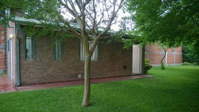 Quinta En City Bell, Monoambiente Y Pileta S/ Lote De20 X 70