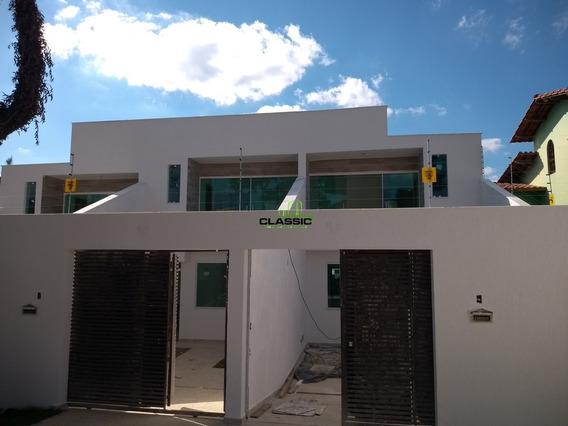 Casa Duplex Com 3 Quartos Para Comprar No Santa Amélia Em Belo Horizonte/mg - 3387