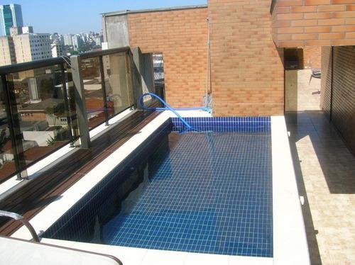 Imagem 1 de 14 de Cobertura Com 04 Dormitórios E 547 M² | Butantã, São Paulo | Sp - Cb31579v