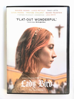 Lady Bird Película Dvd Original