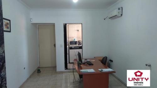 Sala Comercial Para Locação, Jd.são João - Sl30000