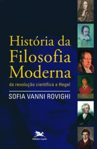História Da Filosofia Moderna