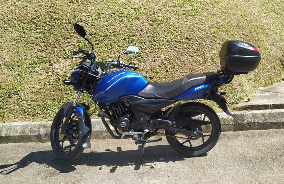 Vendo Discover 150 St Azul Muy Cuidada (mod 2018)