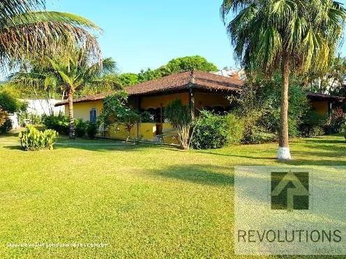 Casa Para Locação Em Rio De Janeiro, Vargem Grande, 4 Dormitórios, 4 Suítes, 5 Banheiros, 3 Vagas - Rloc740