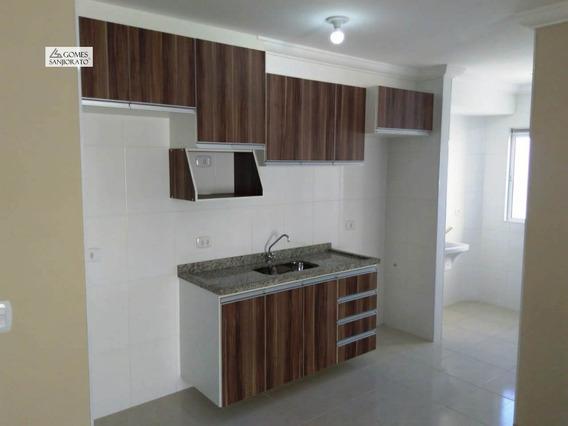 Apartamento A Venda No Bairro Vila Falchi Em Mauá - Sp. - 2664-1
