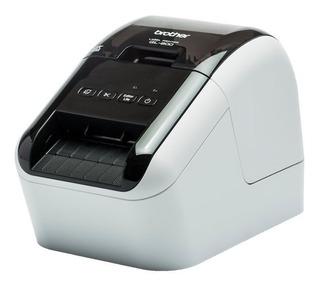 Promocion Impresora De Etiquetas Termica Brother Ql-800 Usb