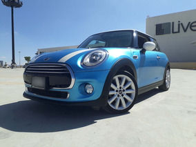 Mini Cooper 2017 1.5 Pepper At Gps Piel Quemacococos Doble