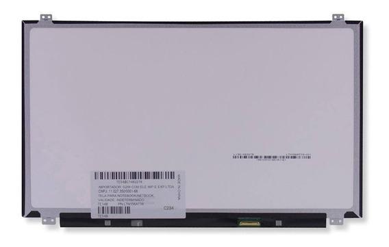 Tela Para Notebook Led Slim B156xw04 V.8 B156xtn04.0 E5-573 - Marca Bringit