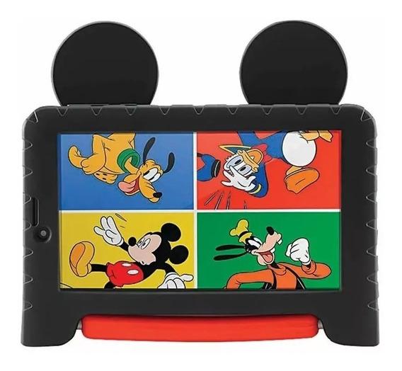 Tablet Infantil Multilaser Disney Mickey Mouse Plus+ 16gb