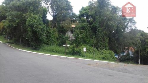 Terreno Residencial À Venda,  Condomínio Vila Verde - Cotia - Te0269