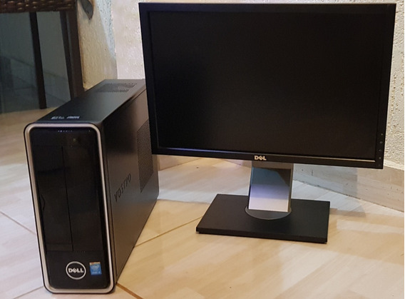 Computador Dell Inspiron - I3 - 8gb Ram - Hd 250 E Ssd 120