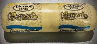 Muzzarella Fenix Cilindro -directo De Fabrica-