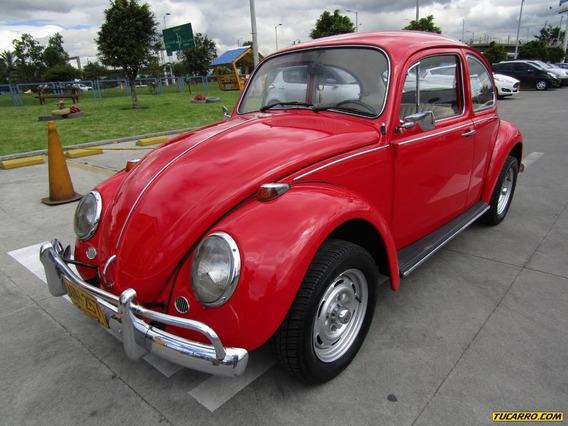 Volkswagen Escarabajo Mt 150