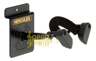 Suporte Hercules Slatwall Trava Violino Viola Arco Dsp57sb