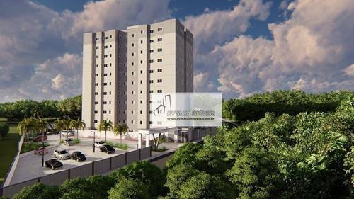 Apartamento Com 2 Dormitórios À Venda, 44 M² Por R$ 156.000,00 - Vila Helena - Sorocaba/sp - Ap0924
