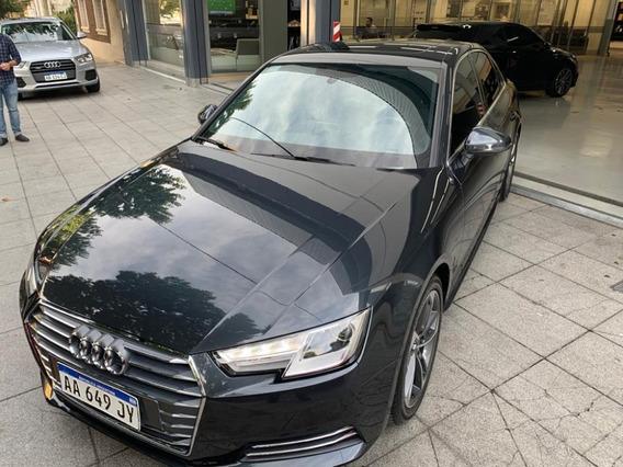 Audi A4 2.0 Tfsi Stronic Quattro 252cv 2016 - Lenken