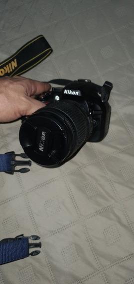 Camera Nikon D5200 + D7000