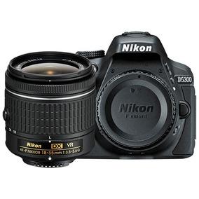 Camera Nikon D5300 + Lente Sigma 17-50 2.8