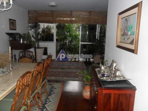 Apartamento À Venda, 3 Quartos, 1 Suíte, 2 Vagas, Gávea - Rio De Janeiro/rj - 18029