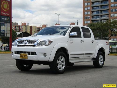 Toyota Hilux 3.0 Diesel Vigo 4x4 2009