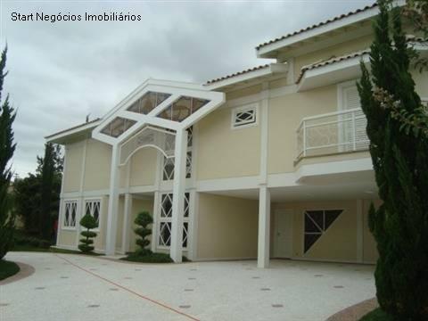 Imagem 1 de 30 de Casa À Venda Em Loteamento Alphaville Campinas - Ca085799