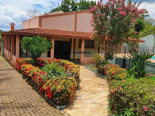 Chacara 1000m², Piscina, 3 Dormitórios, Campinas-sp - Ch00282 - 69178421