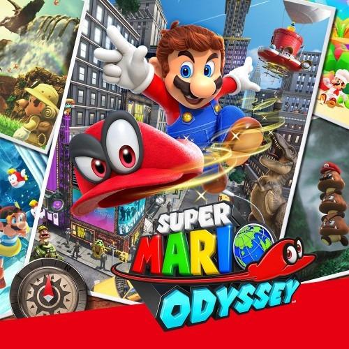Super Mario Odyssey Jogo Nintendo Switch Eshop Digital Alug.
