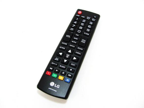Controle Remoto LG Akb74475448 32lv300c Original + Nota Fisc