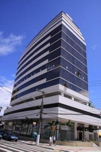 Imagem 1 de 13 de Sala Comercial À Venda, Estreito, Florianópolis. - Sa0457