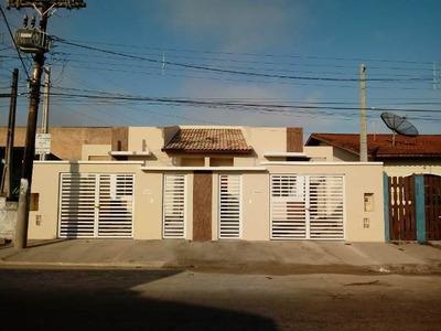 Casa No Beira Mar Em Itanhaém, Lado Praia, Escriturado, 4715