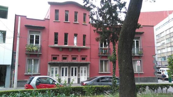 Se Renta Departamento Amueblado En La Colonia Roma