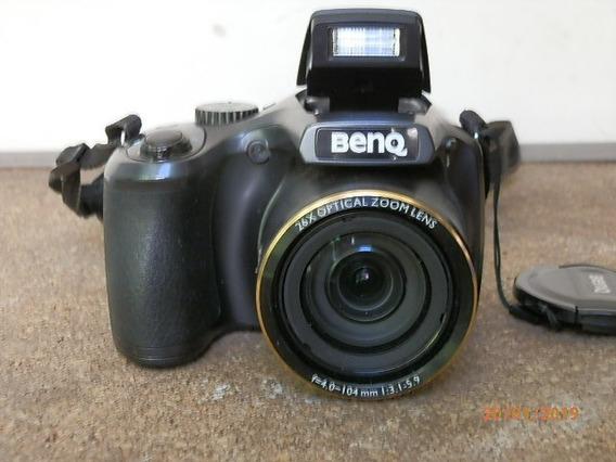 Camera Digital Benq Gh650 26x Zoom Óptico