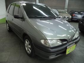 Renault Scenic 2.0 8v Rxe 5p Completo Rodas 2001