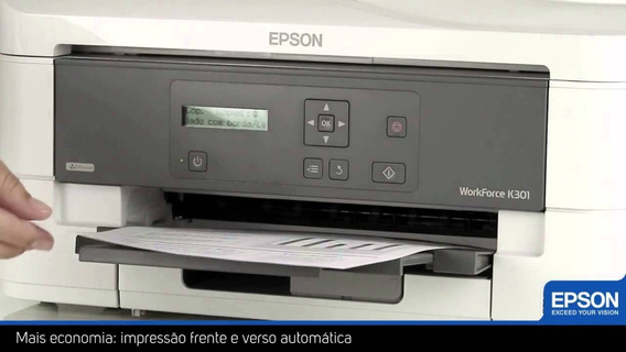 Repuestos Para Impresora Epsom Work Force K301